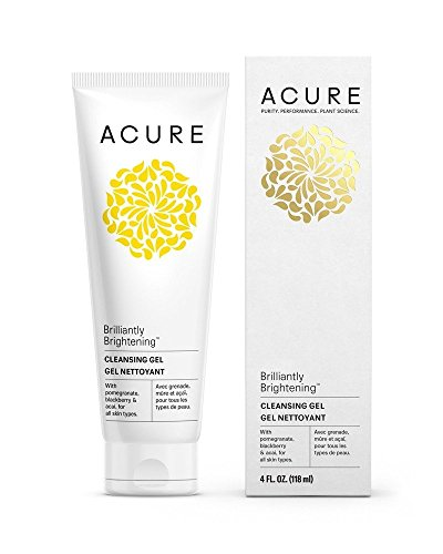 Facial Cleansing Gel, SuperFruit + Chlorella Growth Factor - Acure Organics by Acure Organics