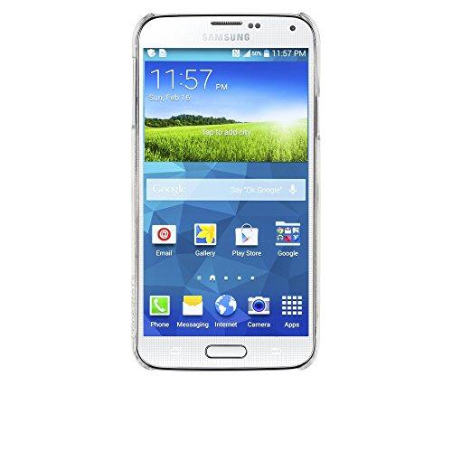 Case-Mate CM030964 Bildschirmschutzfolie für Samsung Galaxy S5/S5 Neo (2er-Pack) transparent