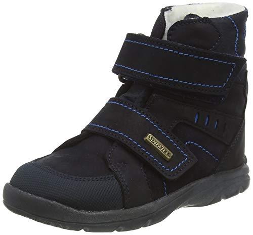 Däumling Jungen Hynek Klassische Stiefel, Blau (Denver Ozean 47), 24 EU