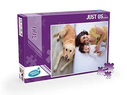 Puzzle Personalizado con tu Foto 300, 500, 1000 Piezas, Foto Puzzle en Varios formatos (300 Piezas)
