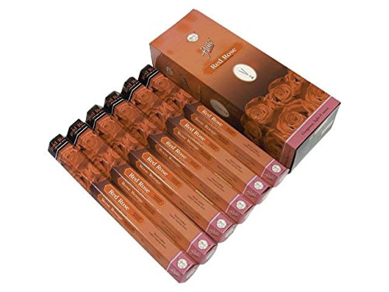また明日ね意味パースブラックボロウFLUTE(フルート) レッドローズ香 スティック RED ROSE 6箱セット