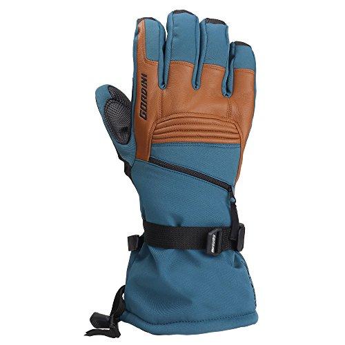 Gordini Men's GTX Storm Trooper II Gloves Legion Blue/Tan L