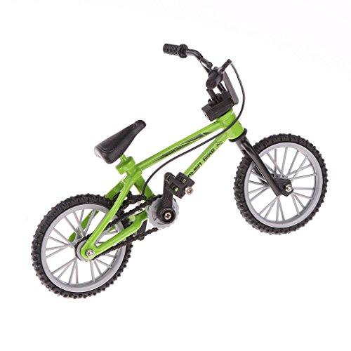 Juguete Creativo Dedo de Bicicletas Montana Fixie Bmx Verde