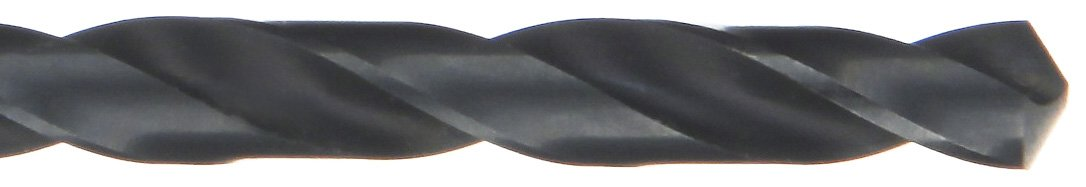 Precision Twist Drill 018014 Series R18 Black Oxide Coated PART NO PTD18014 #14 Size Jobber Length HSS Drill