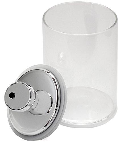 密閉ガラスキャニスター保存容器エア・リデューサースリムM900ccF9483