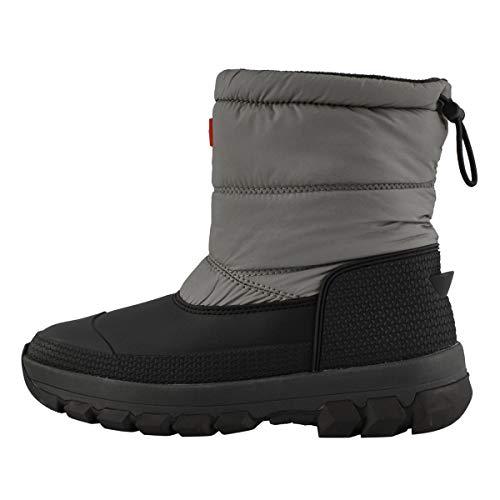 HUNTER Original Insulated Snow Boot Short Mere/Black 11 M