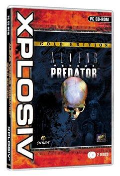 Alien Vs Predator: Gold Edition [Xplosiv]