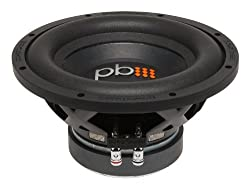 Powerbass S-1004 10 inc Single 4 Ω Subwoofer 550W Max (S1004)