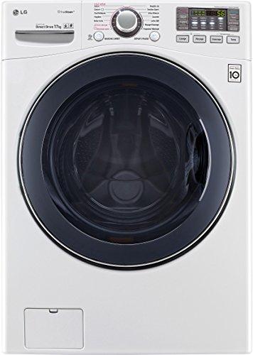 LG F1K2CS2W Libera installazione Carica frontale 17kg 1100Giri/min A++ Bianco lavatrice