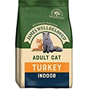 Fewer Calories for less active indoor cats. Cranberry extract, believed to support urinary health. Omega 3 and Omega 6 fatty acids to help give a glossy, healthy coat. Yucca & Natural clay extract for less smelly poos and litter tray. Complete meal.