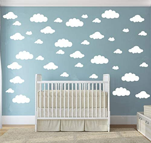 Cloud wallpaper for ceiling _image3