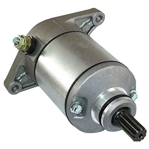 Parts-Diyer Starter 18809 Replacement for Arctic Cat 375 400 2x4 4X4 376Cc Engine 2003 2004 2005 2006 2007 2008 3545-016 3313-719
