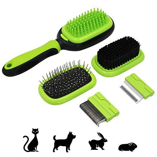 Kit De Aseo Para Mascotas 5 En 1 Para Perros Y Gatos, Juego De ...