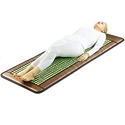 "HealthyLine Far Infrared Heating Mat|Natural Jade Healing Mat 72"" x 24"""