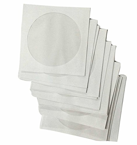 Papier-Hüllen-Aufbewahrung für CD und DVD