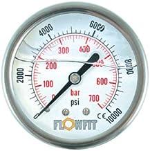 """Flowfit Hidráulico Doble Válvula de alivio de 1//2 /""""v0734 Gratis Reino Unido y de la UE Entrega"""