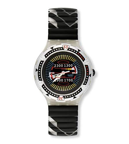 1998 de buceo 200 Swatch reloj ratrack sdk133