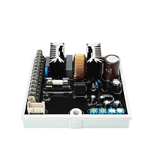 Regulador de Voltaje Generador Diesel MECC ALTE DSR A6762 Placa reguladora de presión Avr Regulador de Voltaje automático Accesorios generadores (Size : AVR DSR)