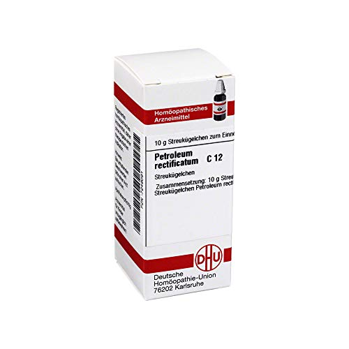 PETROLEUM RECTIFICATUM C 12 Globuli 10 g Globuli