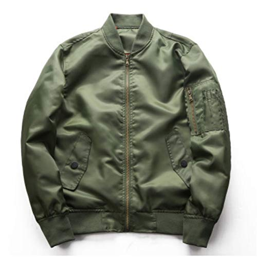 HNOSD 2019 Frühling Herbst Jacke Golden Wing Jacke Bomber Fliegerjacke Junge Männer Hip Hop Street Bekleidung Adler Jacke Asiatische Größe CL