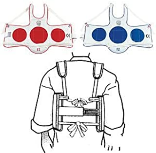 Pro Force Reversible Taekwondo & Karate Hogu/Chest Protector