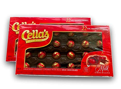 cella dark chocolate cherries - 4