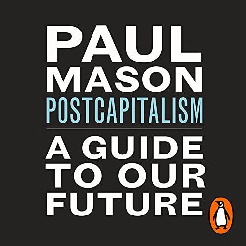 『PostCapitalism』のカバーアート