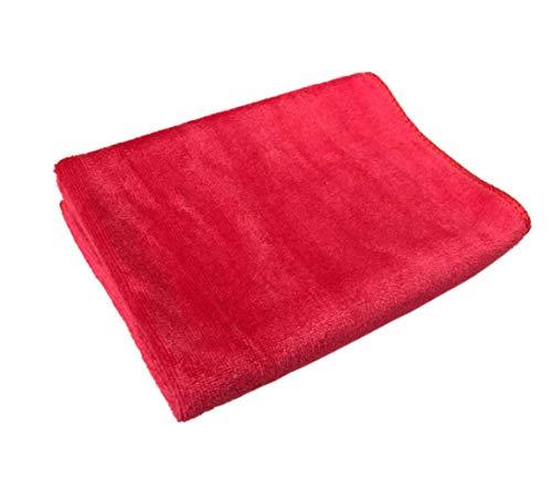 Super absorberende schone doek schoonmaken vegen Rag schotel handdoek huis keuken handdoek wastafel vegen koraal fleece schoonmaken handdoeken wassen doek 1 stks