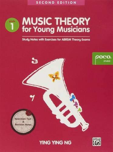 Music Theory for Young Musicians - Grade 1: Second Edition (Poco Studio Edition, Band 1)