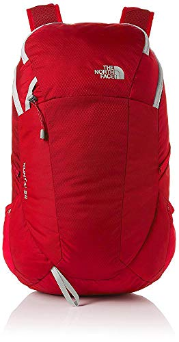 The North Face T92ZDM3TY. OS Mochila, Unisex Adulto, Kuhtai 34 Ragered/Hgrsgry, Talla Única