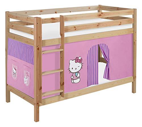 Lilokids Lit superposé Jelle TÜV et GS Certifié Hello Kitty