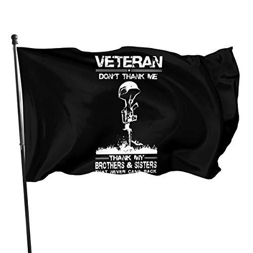 Hdadwy Bandera del Protector de Seaturtle del símbolo de la Paz del Color del Arco Iris Colores Vivos 3x5ft para Uso Interior/Exterior | Banderas de Bandera de Guardia protegidas contra Rayos UV