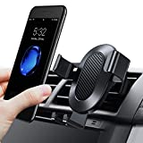 TORRAS Cell Phone Holder for Car, Auto-Clamping Air Vent Car Mount Holder Cradle Compatible for iPhone 11 Pro Max/Xs Max/XR/X / 8 Plus, Samsung Galaxy S20+ / S20 Ultra / S10+ / S9+ and More