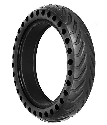 HORO.ES Repuesto Neumático Rueda 8,5' sólido para Scooter Eléctrico Xiaomi Scooter M365 - Negro (1)