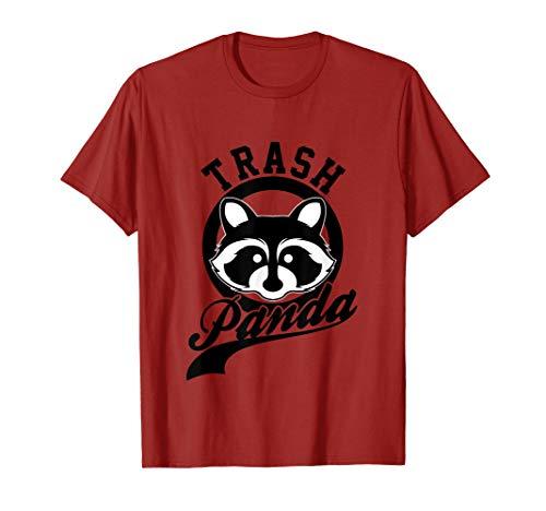 Save the Trash Pandas Funny Raccoon Animal Lover Funny Gift T-Shirt