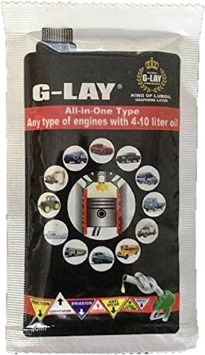 GLAY - New IMPROVED Nano Energizer Graphene Engine Oil Additive / 100% Restore Fuel Consumption