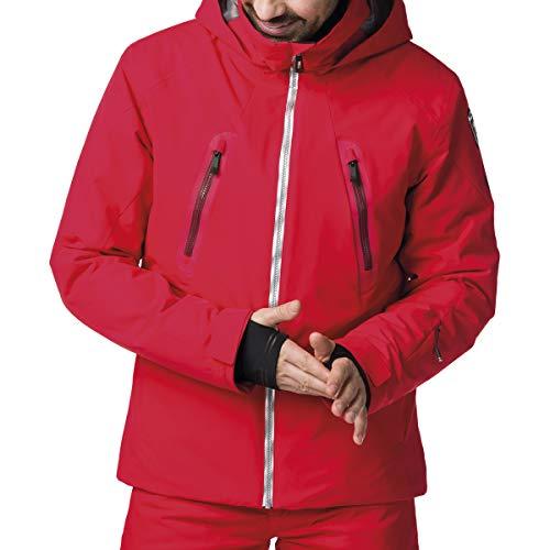 Rossignol Fonction Jkt Herren Skijacke XL Sport, Rot