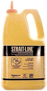 IRWIN Tools STRAIT-LINE 65104 Standard Marking Chalk, 5-pound, White (65104)