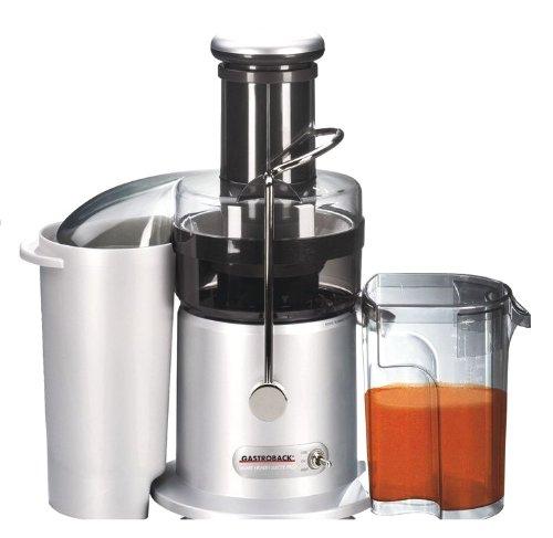 Gastroback 40137 Smart Health Juicer Pro