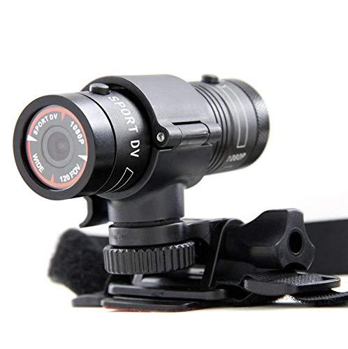 Mini F9 5MP HD 1080P H.264 wasserdichte Sport DV Camcorder Auto DVR im Freien Fahrradhelm