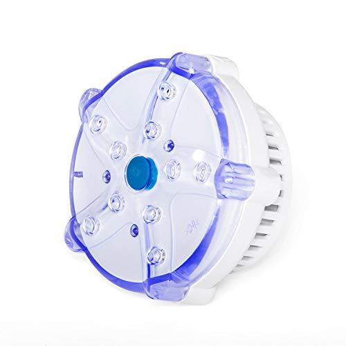 LAY-Z-SPA 7-Farben-LED-Licht 9,2 x 6,2 cm