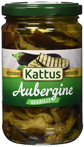 Kattus Gegrillte Aubergine, 280 g