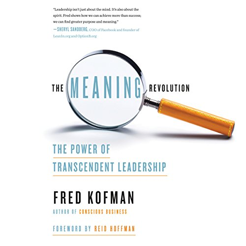 The Meaning Revolution  By  cover art