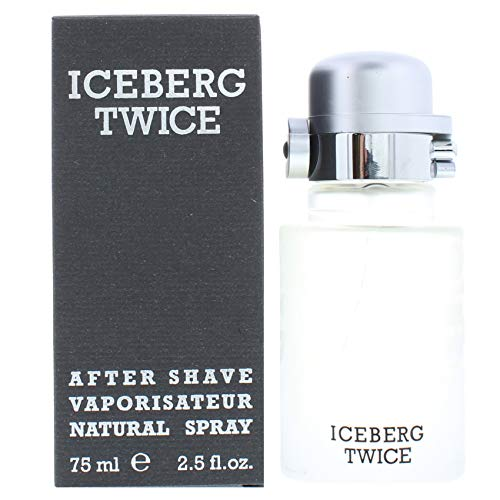 Iceberg Dopobarba Da Uomo Spray Postrasatura, 75 ml