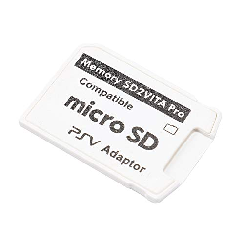 Yantan Versione 5.0 Sd2Vita per Ps Vita Memory Tf Card per Psvita gioco schede PSV 1000/2000 3.60 System - Scheda R15