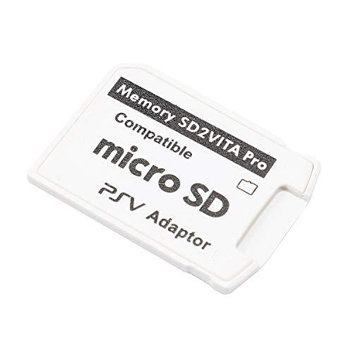 Kaxofang Versión 5.0 Sd2Vita para PS Vita Tarjeta De Memoria TF para Psvita Tarjeta De Juego PSV 1000/2000 Adaptador 3.60 Sistema - Tarjeta R15