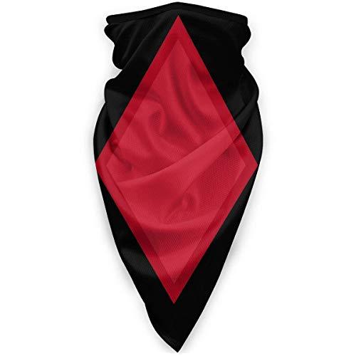 Fsrkje División de infantería Unisex bufanda deportiva a prueba de viento al aire libre calentador de cuello Bandana Balaclava Headwear
