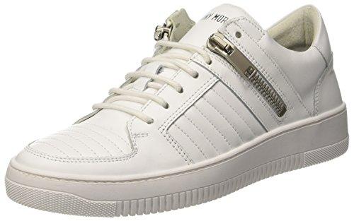 Antony Morato Herren MMFW00907-LE300001 Sneaker, Weiß (Bianco 1000), 41 EU