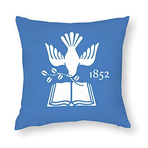 Nother Tufts University Pillow Polyester Throw Pillow Home Decorations 18''×18''