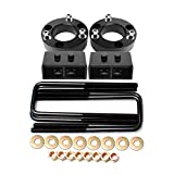 ZY Wheel 3'' Front and 2'' Rear Leveling Lift Kit for 2004-2019 Ford F150 2WD 4WD Will Rise Your F150 Front 3'' and Rear 2''